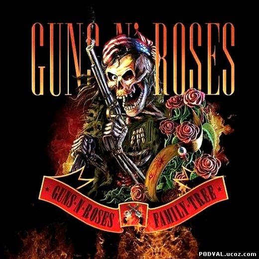 скачать альбомы guns n' roses